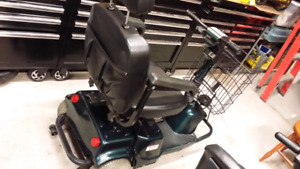 ☆☆REDUCED☆ Fortess Mobility Scooter with Large Basket ☆REDUCED☆☆