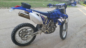 YAMAHA WR 250F  ENDURO FULL CROSS