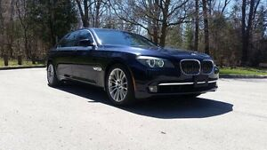 2012 BMW 740Li low kms and low price