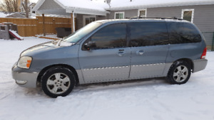 2004 Ford Freestar van,  Lots of new parts!