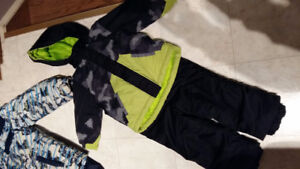 2T boys (toddler) snowsuit