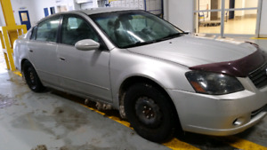 2005 Nissan Altima 2.5S   AS IS!!
