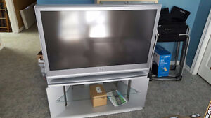 """SONY 42"""" TV with Stand"""