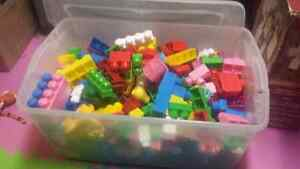 Kids big legos