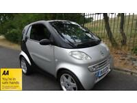 SMART CITY PULSE SOFTOUCH (RHD) - 2 keys -12 MONTHS MOT 2003 Auto 86000 Petrol B