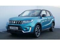 2020 Suzuki Vitara 1.4 Boosterjet 48V Hybrid SZ5 ALLGRIP 5dr FourByFour petrol M