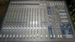 YORKVILLE POWERED MIXER FOR SALE. 2150WATTS