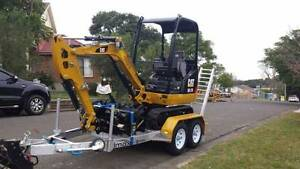 1.7T Excavator Hire Ingleburn Campbelltown Area Preview