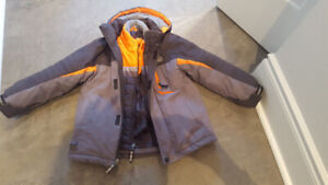XS Gerry double coat in excellent condition