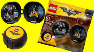 Lego Batman Battle Pod with Tiger Tuxedo and Spy Gear