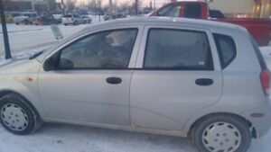 suzuki swift for sale 1800 or give me your offer