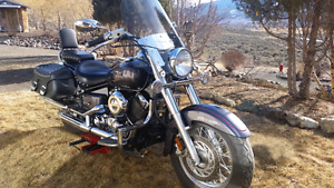 "2005 Yamaha V-Star Classic 650        ""PRICE REDUCED"""