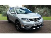 Nissan X-Trail 1.6dCi ( 130ps ) 4X4 ( s/s ) 2015MY Tekna SILVER