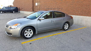 2008 Nissan Altima LOW KM SAFETY AND E-TEST !!!