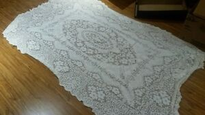 Hand Made Vintage Table Cloth