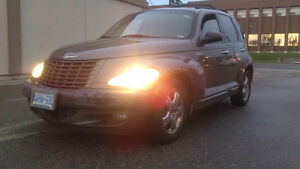 2002 Chrysler PT Cruiser Limited Sedan
