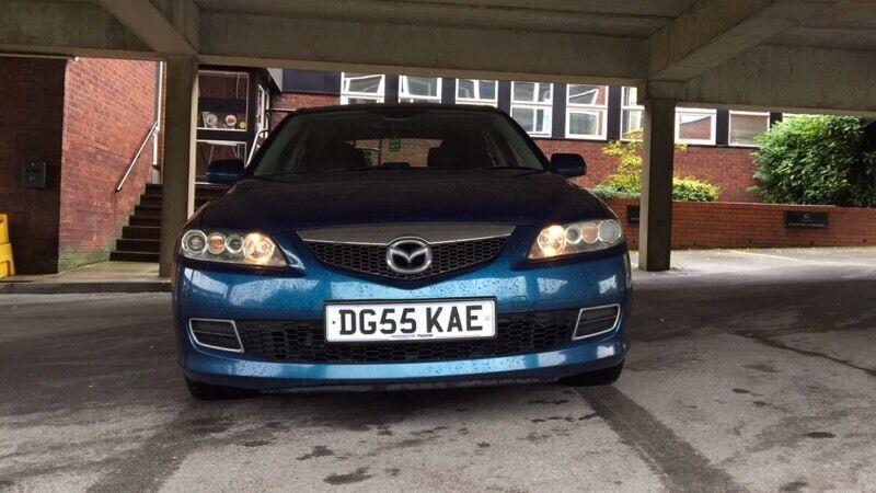 Mazda 6 TS 2 Petrol 2L 2005 (55)