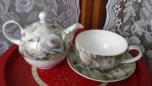 Maxwell & Williams Royal Old England Tea for One (3-Pc Set)