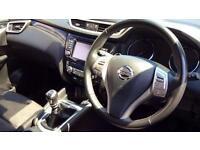 2015 Nissan Qashqai 1.5 dCi N-Tec 5dr Manual Diesel Hatchback