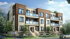 Townhouse 2 Bedroom + rooftop patio in Mimico
