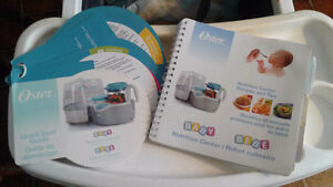 Oster baby nutrition centre