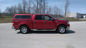 2008 Ford F-150 Lariat Pickup Truck - E-Tested and Certified