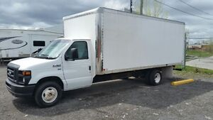 2010 Ford F-450 CUBE