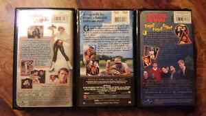 rare 3 special edition vhs - Animal House,Caddyshack,American G West Island Greater Montréal image 2