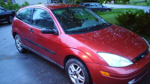 2000 Ford Focus Zx3 Bicorps