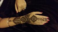 Henna/Mehndi Tattoo