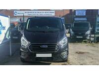 Ford Custom 300 L2H1 130PS Limited LWB DCIV Double Cab Van Crew