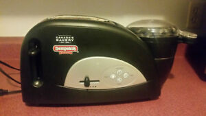 Back to Basics TEM500D Egg & Muffin Toaster