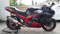 2008 ZX14 Special Edition For Sale.