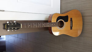 Washburn 6 string acoustic guitar
