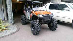 2013 rzr 800 huge lift trade or sell
