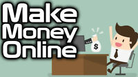 Earn extra money each week to pay for bills!