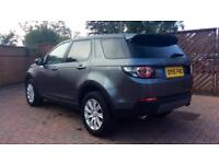 2015 Land Rover Discovery Sport 2.2 SD4 SE Tech 5dr Manual Diesel 4x4