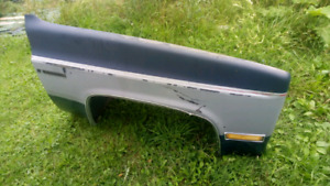 81-87 chevy fenders inner and outer and hood