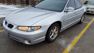 MUST GO**2002 Pontiac Grand Prix GT**