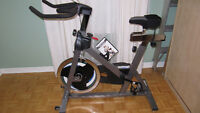 Spinning Bike and Spinning Workout DVD