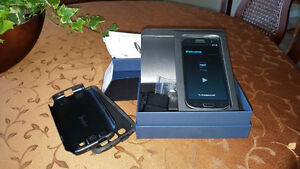 Samsung s3 with case box, charger etc