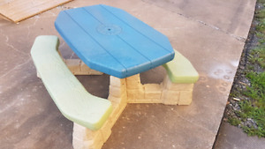 Step 2 kids picnic table