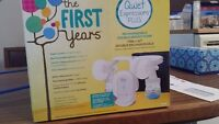 Brand new, First Years Double Electric Breast Pump.