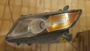 HONDA ODYSSEY LEFT LH HEAD LAMP LIGHT XENON