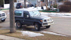 1989 toyota land cruiser