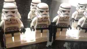 Star wars minifigures. Stormtroopers Edmonton Edmonton Area image 3