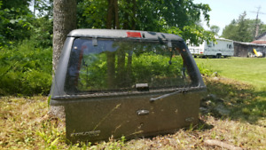 1991 to 2001 ford explorer rear gate complete