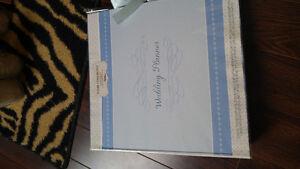 Wedding planner book