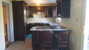 SUPER DEAL for maple solid-wood cabinetry.Legendary kitchen&bath Oakville / Halton Region Toronto (GTA) image 3