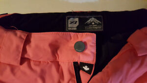 Girl's Orage tassara insulated snow pants Age 12